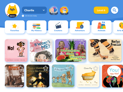 Google's latest app, Rivet, uses speech processing to help kids ...