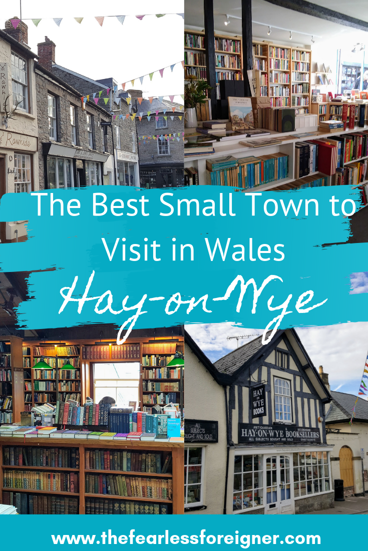 Small Towns in Wales: Hay-on-Wye (With images) | Wales travel ...
