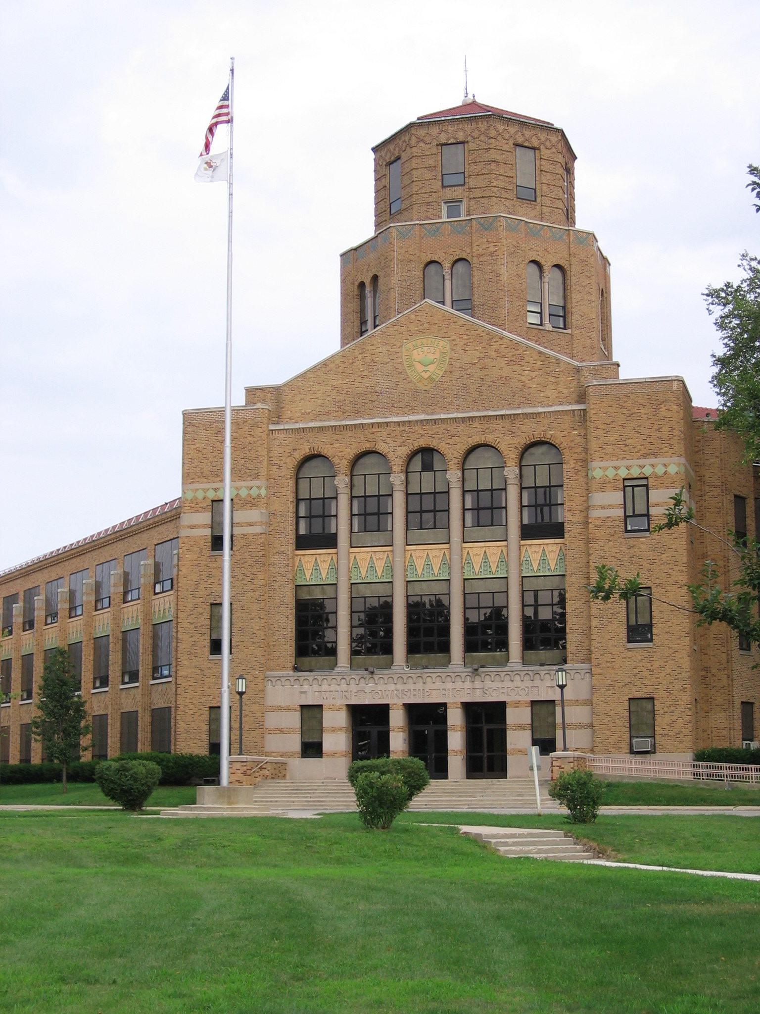 Maine East High School - Wikipedia