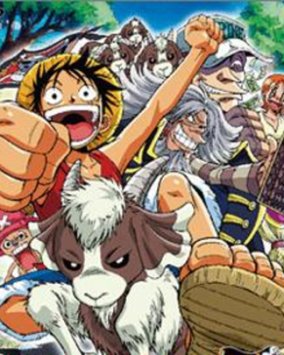 Goat Island Arc | One Piece Wiki | Fandom