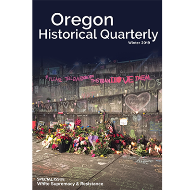 Oregon Historical Society Statement on Racial Justice and Equality