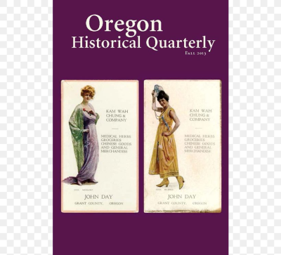 Oregon Historical Society The Florida Historical Quarterly History ...