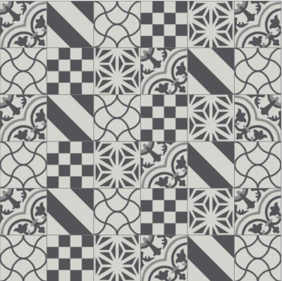 Cement Tile Trend: Patchwork Cement Tiles - Granada Tile Cement ...