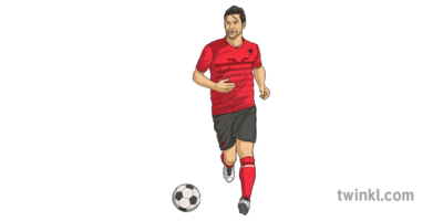 Lorik Cana Albania 1 Illustration - Twinkl