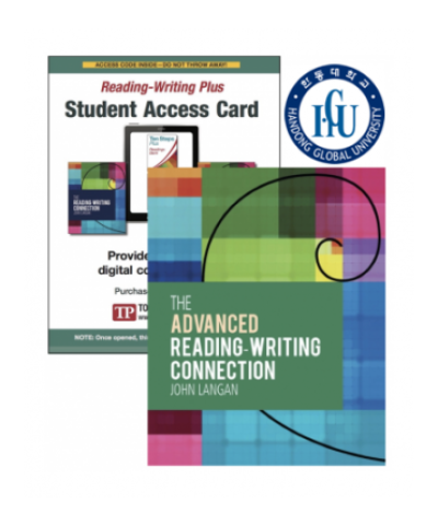 The Advanced Reading-Writing Connection Custom Bundle - Handong ...