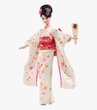 Japan Barbie Png Free - Japanese Barbie Doll, Transparent Png ...