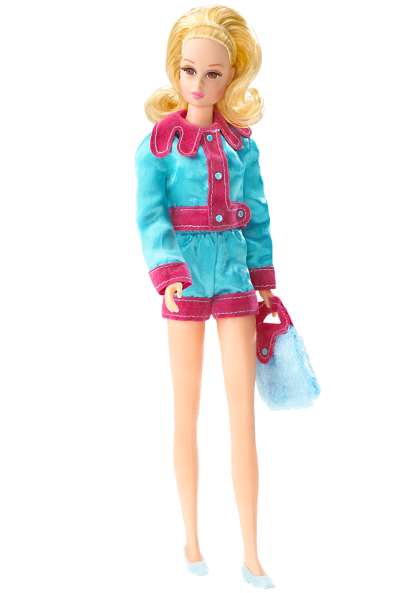 Smashin' Satin Francie Doll | G8049 | Barbie Signature | Barbie ...