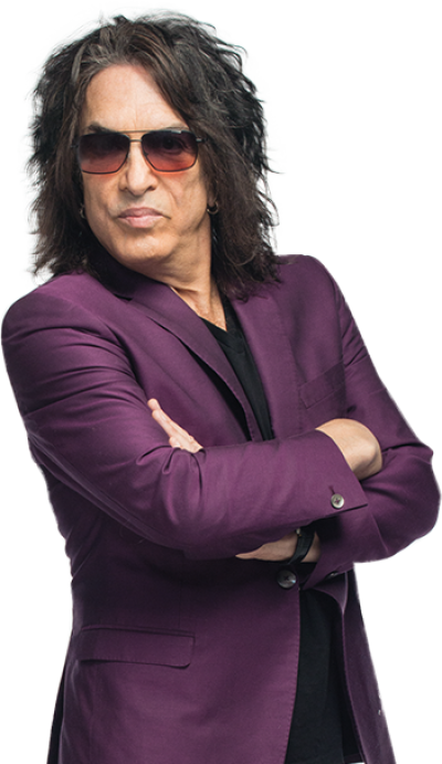 04th And Loud: Entrevista con Paul Stanley | AMC Latin America