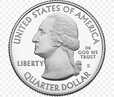 Coin Quarter Image United States Of America United States Mint ...
