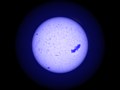 File:B-type main sequence star seen by artist 1.png - Wikimedia ...