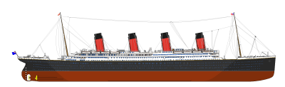 Titanic II (2010 Version) by Stephen-Fisher on DeviantArt
