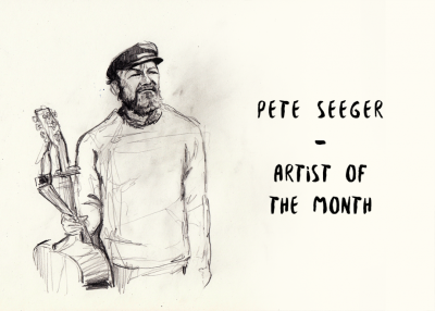 ARTIST OF THE MONTH: Pete Seeger | The Bluegrass Situation