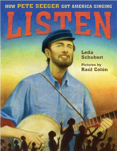 Review: Listen: How Pete Seeger Got America Singing is beautiful ...