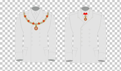 Blazer Collar Order Of The Golden Fleece Order Of Saint Stephen ...