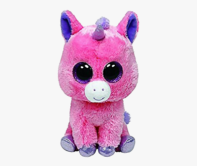 Magic Beanie Boo Png - Beanie Boos Unicorn , Transparent Cartoon ...