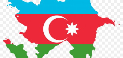 Flag Of Azerbaijan Azerbaijan Soviet Socialist Republic Map, PNG ...