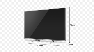 LED-backlit LCD Smart TV VIERA Panasonic ES500 Series, PNG ...