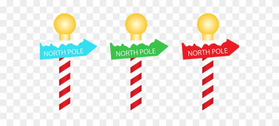 Christmas North Pole Clipart / Clip Art Free Use This - Bad ...