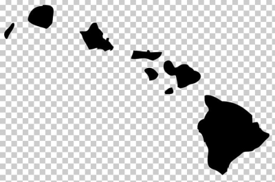 Hawaii Oahu PNG, Clipart, Art Island, Black, Black And White ...