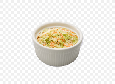 Coleslaw Vegetarian Cuisine Breakfast Side Dish Food, PNG ...