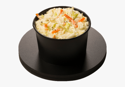 Coleslaw - Pizza Ranch Macaroni Salad, HD Png Download - kindpng
