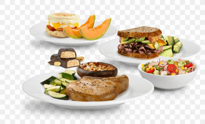 Vegetarian Cuisine Full Breakfast Food Nutrition Meal, PNG ...