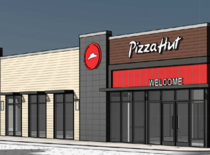 Sunport South Business Park, Pizza Hut Construction Watch ...