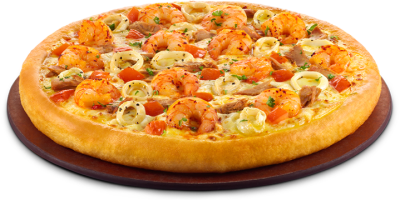 Download Singapore Pizza Hut Menu - Pizza Hut Seafood Deluxe PNG ...