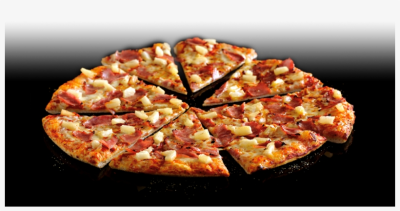 Pizza - Hawaiian - Hawaiian Pizza Pizza Hut Menu Transparent PNG ...