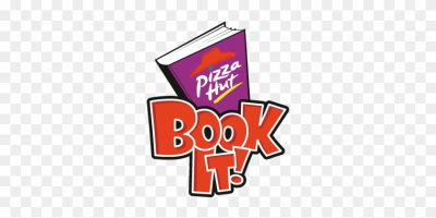 Book It Logo - Pizza Hut Book It Clipart - Free Transparent PNG ...