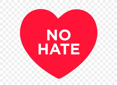 Hate Crime Hatred Hate Speech Love, PNG, 600x600px, Watercolor ...