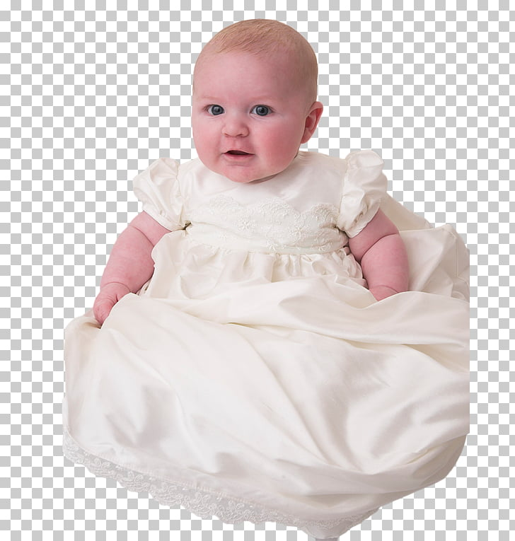 Baptismal clothing Dress Infant Gown, dress PNG clipart | free ...