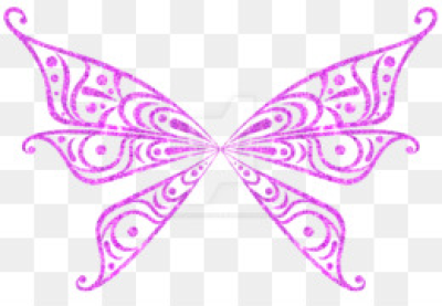 Simple Wings Trace PNG and Simple Wings Trace Transparent Clipart ...