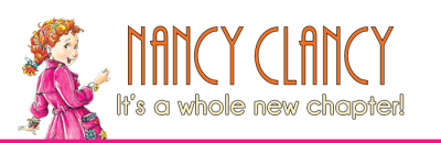 Fancy Nancy | Facebook