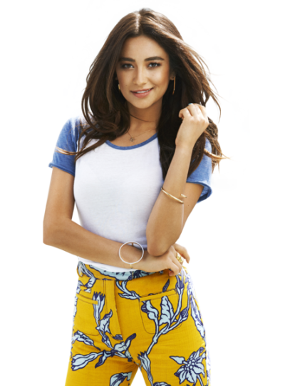 Shay Mitchell (PNG) | Official PSDs
