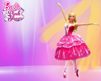 filmes de barbie imagens barbie in the rosa, -de-rosa shoes HD ...