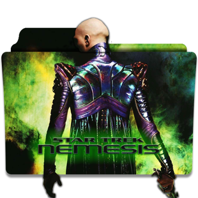 Star Trek Nemesis 2002 folder icon by AKVH7 on DeviantArt