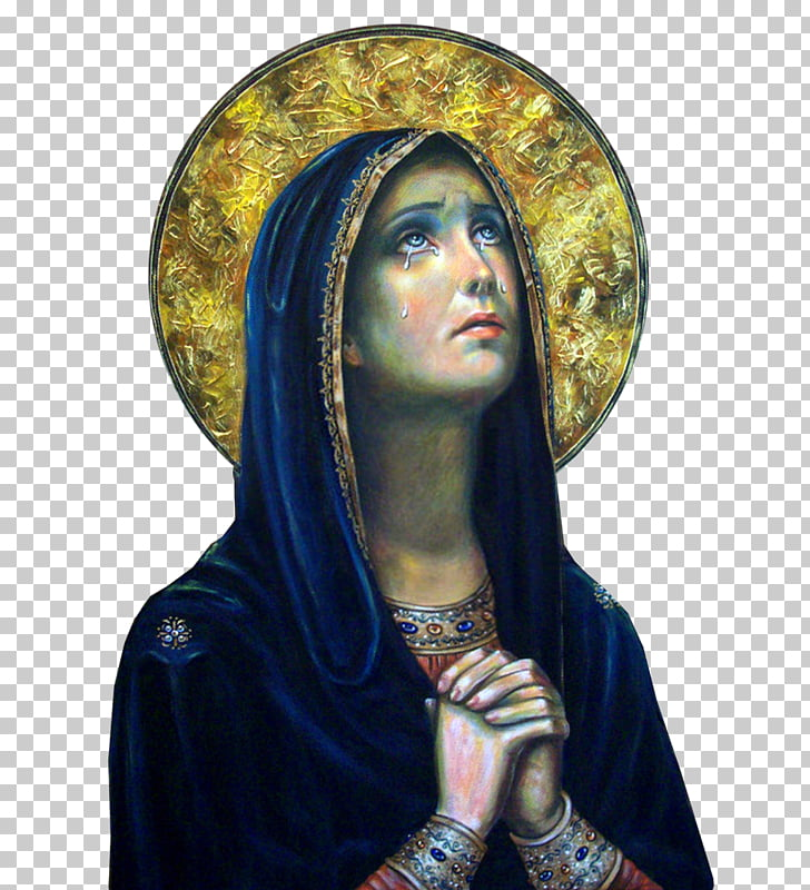 Mary Our Lady of Sorrows Rosary of the Seven Sorrows Novena, Saint ...