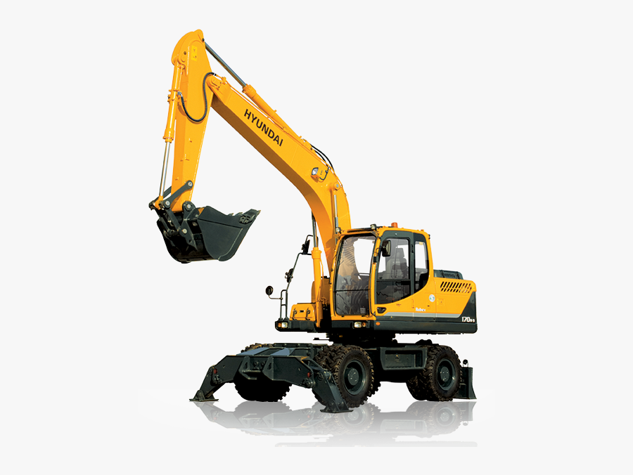 Excavator Png - Heavy Machinery Png , Free Transparent Clipart ...