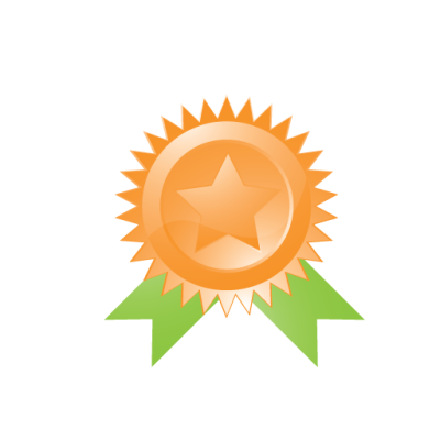 Achievement, award, badge, best, connection, favorite, like ...