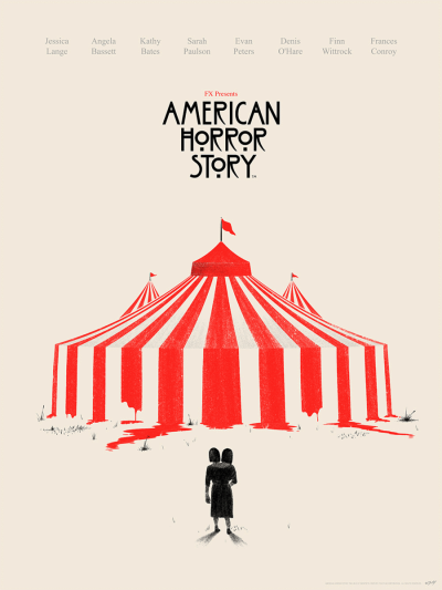 American Horror Story Issue 4: Freakshow