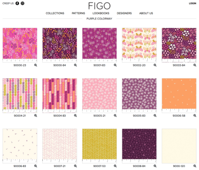 Mountain Meadow for FIGO revealed... — Pippa Shaw pattern / art