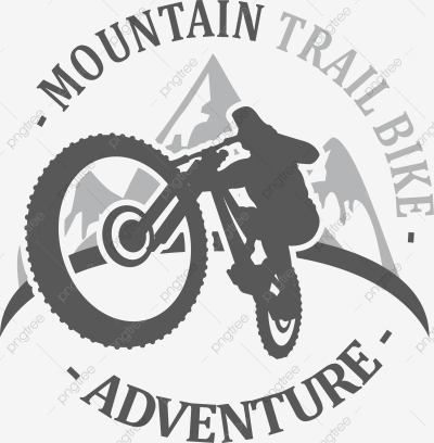 Mountain Bike Race, Bike Hand Painted, Cartoon Bikes, Bicycle PNG ...