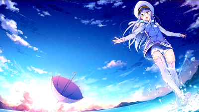 5082866 1920x1080 Rinne Ohara, Island (Anime) wallpaper and ...