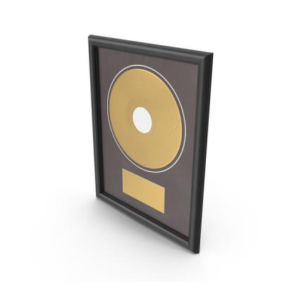 Gold Record Award PNG Images & PSDs for Download | PixelSquid ...