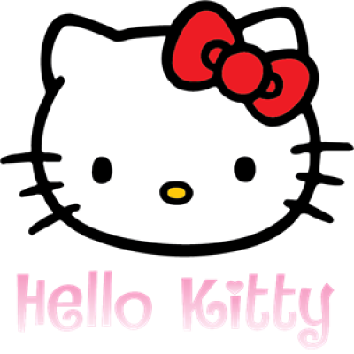 Hello Kitty Logo Vector (.EPS) Free Download