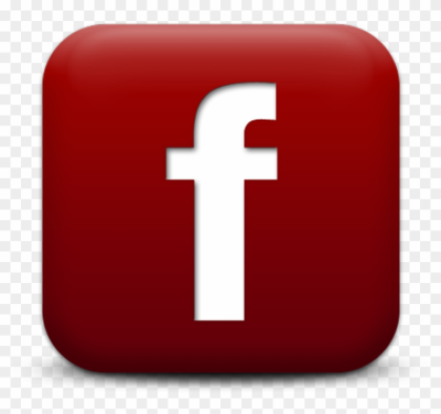 Facebook Icon Dark Red, HD Png Download - 2133x2133(#1385355 ...