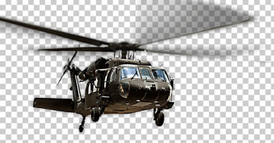 Helicopter Rotor Sikorsky UH-60 Black Hawk Aircraft Military ...