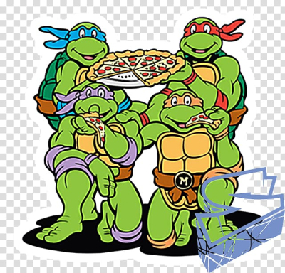 Pizza Teenage Mutant Ninja Turtles Mutants in fiction Michelangelo ...