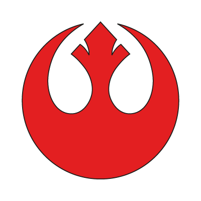 Rebel Alliance logo vector in .eps and .png format ...